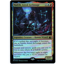 Vadrik, Astral Archmage Magic TCG