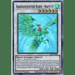 Carta Yugi Adamancipator Risen - Raptite SESL-EN008