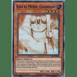 Carta Yugi Koa'ki Meiru Guardian SESL-EN048