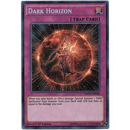 Carta Yugi Dark Horizon MVP1-ENS26