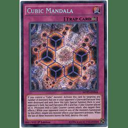 Carta Yugi Cubic Mandala MVP1-ENS44
