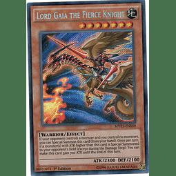 Carta Yugi Lord Gaia the Fierce Knight MVP1-ENS50