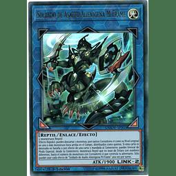 Carta Yugi Soldado de Asalto Alienígena M-Frame DUOV-SP003