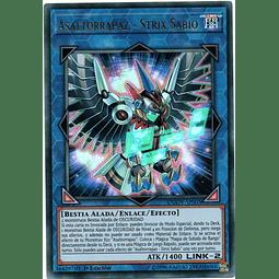 Carta Yugi Asaltorrapaz - Strix Sabio DUOV-SP005
