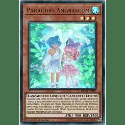 Carta Yugi Paraguas Angraecum DUOV-SP027