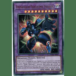 Carta Yugi Emperador Fantasma Trilojig DUOV-SP039
