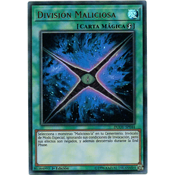 Carta Yugi División Maliciosa DUOV-SP044