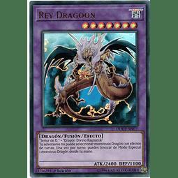 Carta Yugi Rey Dragoon DUOV-SP077
