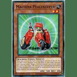 Carta Yugi Machina Peacekeeper