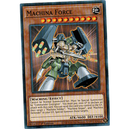 Carta Yugi Machina Force