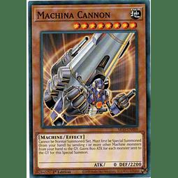 Carta Yugi Machina Cannon