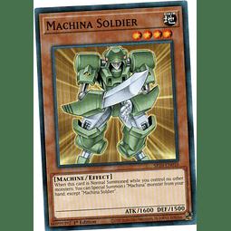Carta Yugi Machina Soldier