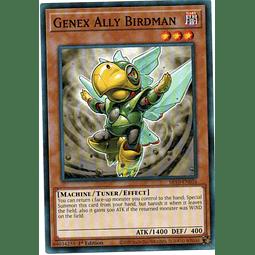 Carta Yugi Genex Ally Birdman