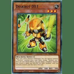 Carta Yugi Deskbot 003