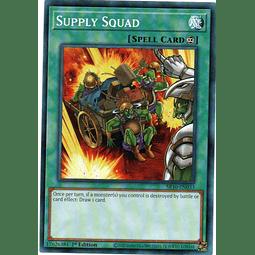 Carta Yugi Supply Squad