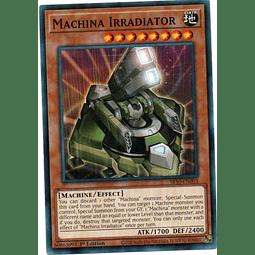 Carta Yugi Machina Irradiator