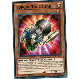 Carta Yugi Torque Tune Gear