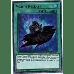 Vision Release Carta yugi BLHR-EN011