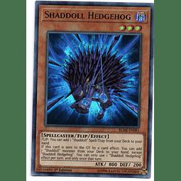Shaddoll Hedgehog Carta yugi BLHR-EN081