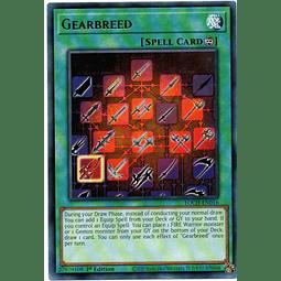 Gearbreed Carta Yugi TOCH-EN016