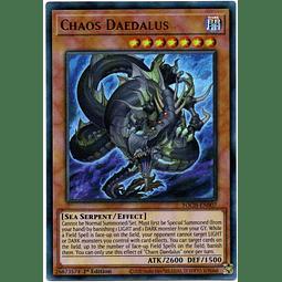 Chaos Daedalus Carta Yugi TOCH-EN007