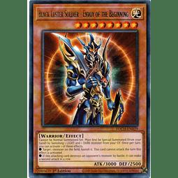 Black Luster Soldier - Envoy of the Beginning Carta Yugi TOCH-EN029