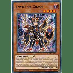 Envoy of Chaos Carta Yugi TOCH-EN039