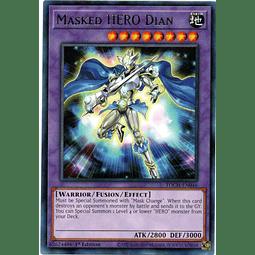 Masked HERO Dian Carta Yugi TOCH-EN046
