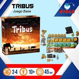 Juegos De Mesa - Tribus: En los albores de la humanidad.