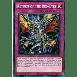 Return of the Red-Eyes Carta Yugioh LDS1-EN020
