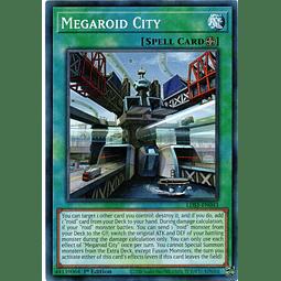 Megaroid City Carta Yugioh LDS1-EN043