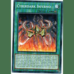 Cyberdark Inferno Carta Yugioh LDS1-EN039