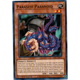 Parasite Paranoid Carta Yugioh LDS1-EN071