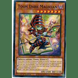 Toon Dark Magician Carta Yugioh LDS1-EN067