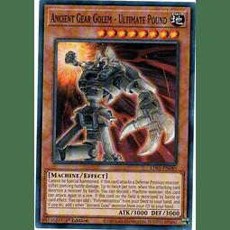 Ancient Gear Golem - Ultimate Pound Carta Yugioh LDS1-EN085