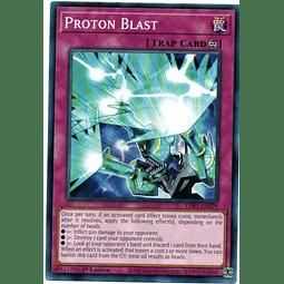 Proton Blast Carta Yugioh LDS1-EN079