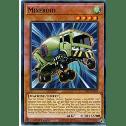 Mixeroid Carta Yugioh LDS1-EN040