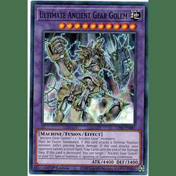 Ultimate Ancient Gear Golem Carta Yugioh LDS1-EN087