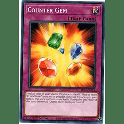 Counter Gem Carta Yugioh LDS1-EN113