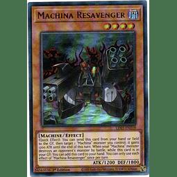 Machina Resavenger Carta Yugioh LDS1-EN119