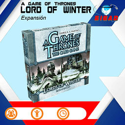 Expansión - A Game Of Thrones Lord Of Winter