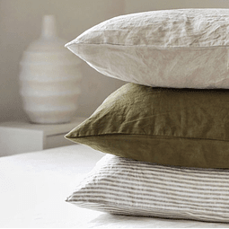 Copenhagen Olive Green Pillow