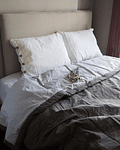 Back of bed with removable cover Arena