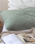 Roma Green Agave Pillow
