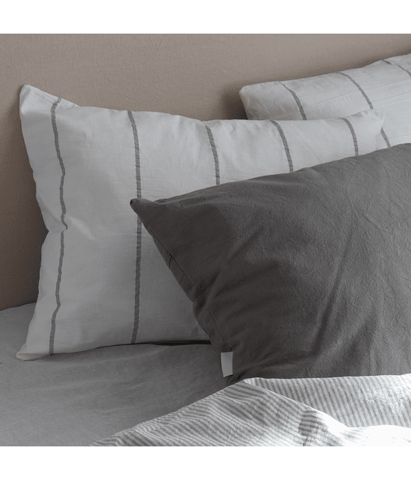 Aberdeen Gray Stone Cushion