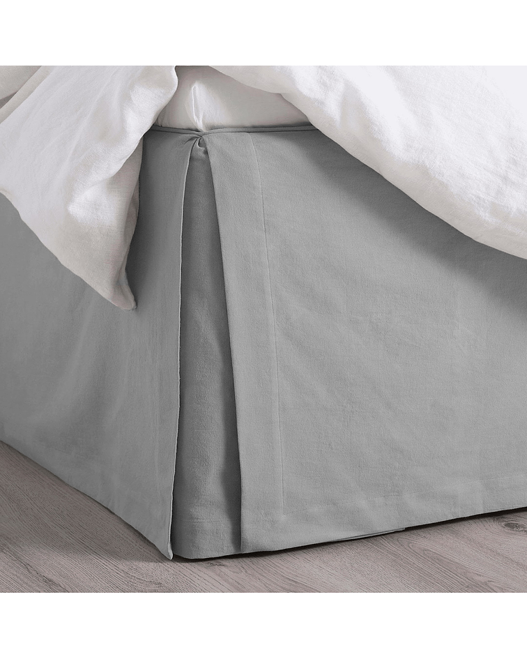 Sommier Rennes Gray Pearl Covers