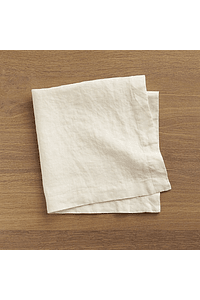 Tussor napkins Set for 6 units various colors