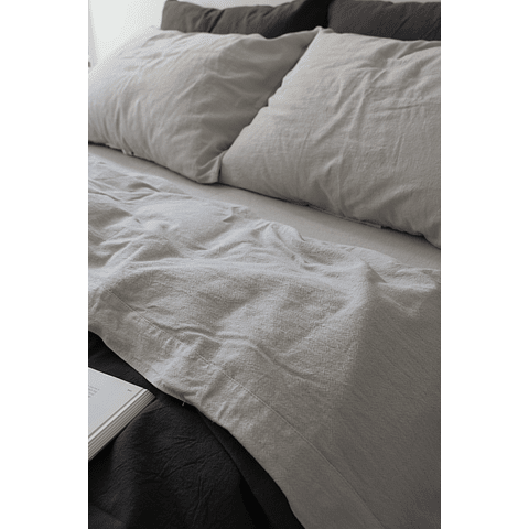Pearl Gray Sheet Set