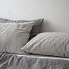 Vison Striped Pillowcase Set