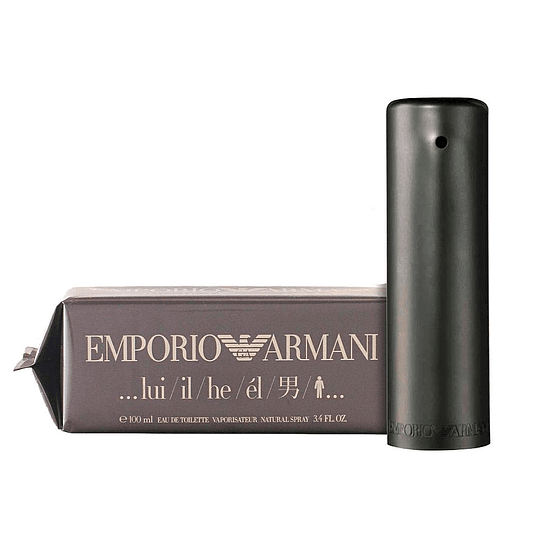 EMPORIO EL EDT 100ML
